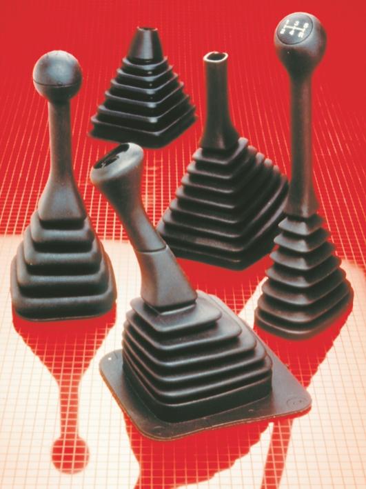 Eksempler på anvendelse af termoplastisk elastomer
