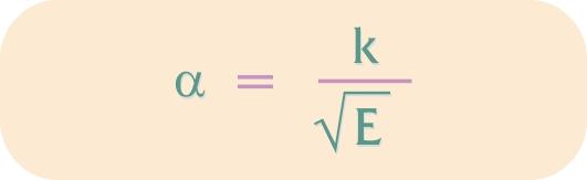 Sammenhængen mellem udvidelseskoefficient og elasticitetsmodul