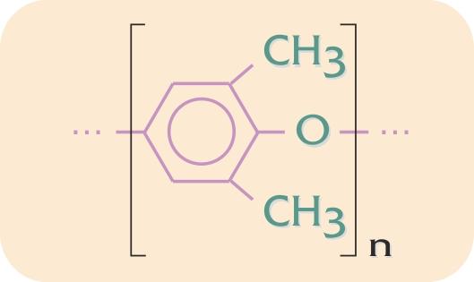 Kemisk formel for PPO