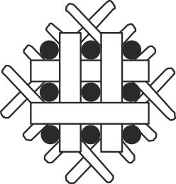 Multiaksialt og tredimensionalt væv