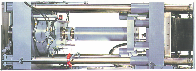 To-trins hydraulisk  lukkeenhed