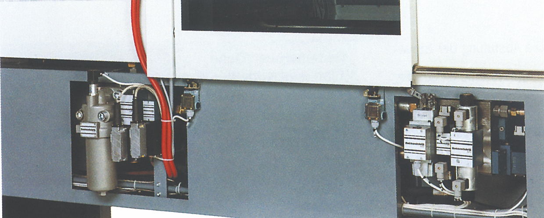 Den hydrauliske lukkesikring