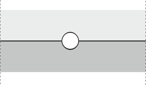 Fordelerkanal med cirkulært tværsnit