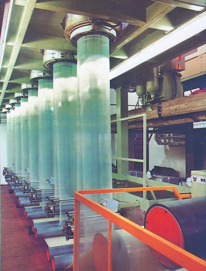 Ekstrudering af tekstilfibre