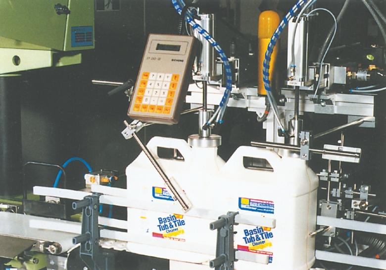 Tæthedskontrolapparat eller lækagetest